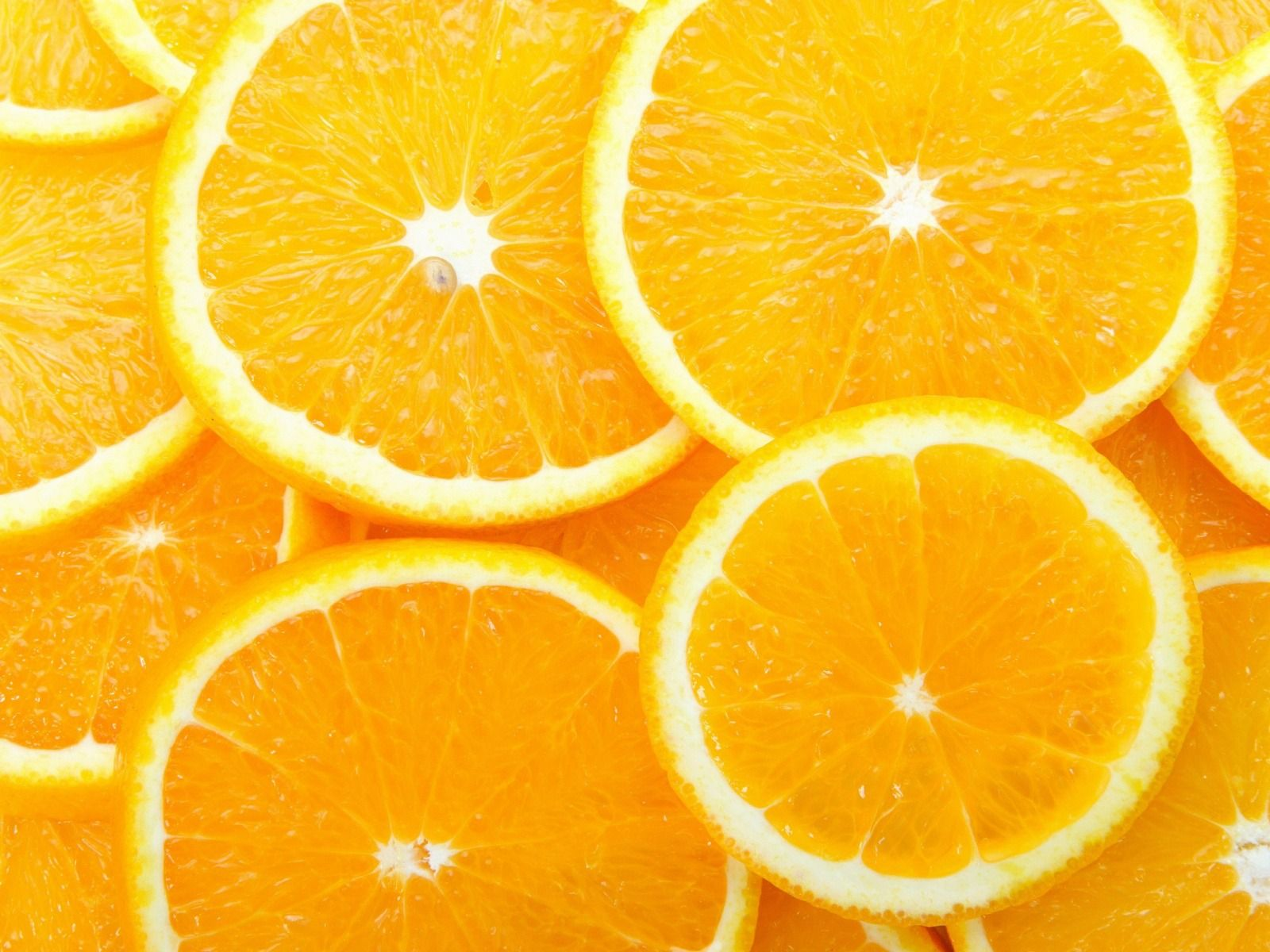Fresh fruits wallpaper high resolution - Flower With Orange Fruit Hd Wallpaper Free Download