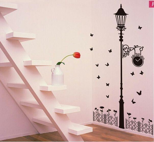 vinilos decorativos para pasillos Buscar con Google Vinilos