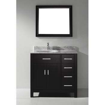 Costco Studio Bathe Kalize 36 Vanity With Mirror