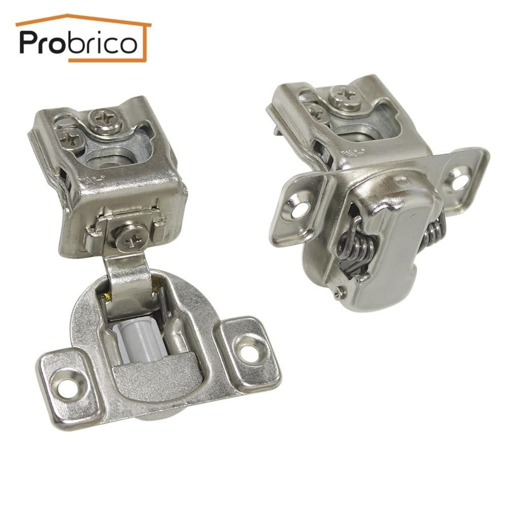 Probrico 20 Pair Soft Close Kitchen Cabinet Hinge Chm36H114 Interesting Kitchen Cabinet Soft Close Design Inspiration