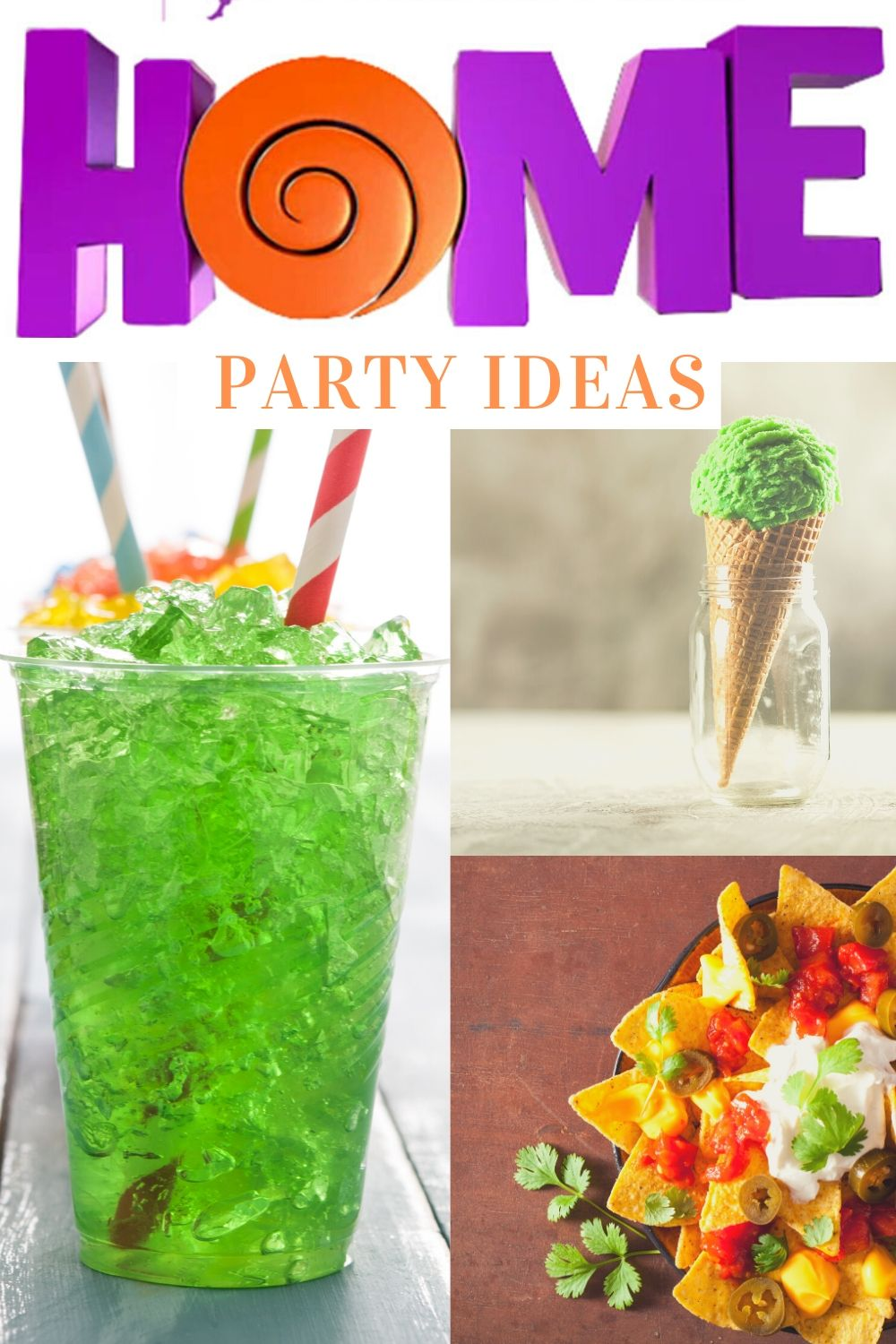 Dreamworks movie, HOME- Birthday party ideas! We have ideas for food activities and decorations to make the HOME Theme come to life. #birthdayparty #partyideas