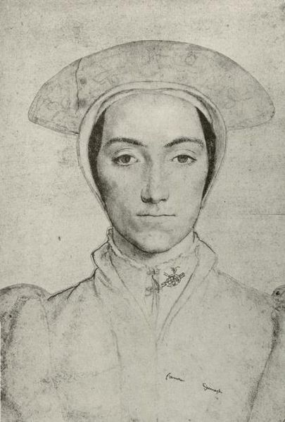 Amalia Of Cleves 1539 By Hans Holbein The Younger Amalia Of