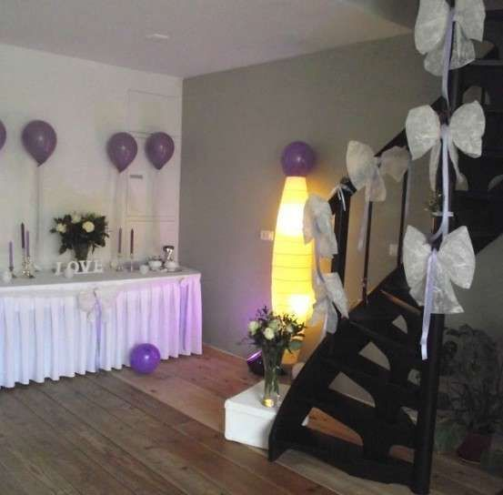 Decorar la casa para una boda Fotos de ideas originales