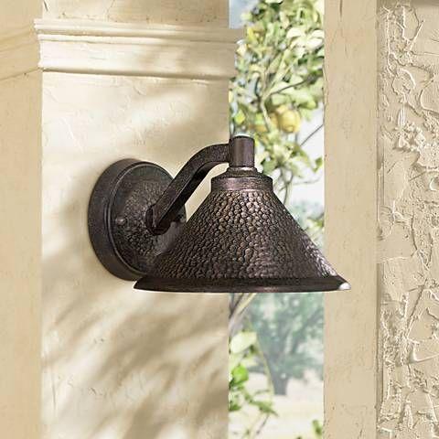 Kirkham 8 1 2 Wide Dark Sky Outdoor Wall Light 48404 Lamps Plus Wall Lights