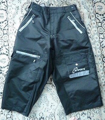 Mtb cycling three  quarter  length baggy shorts 5973b5ae2
