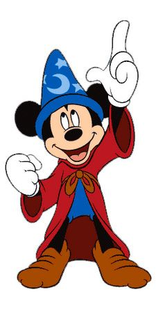 Sorcerer Mickey Mickey Mouse Cartoon Mickey Mouse Friends