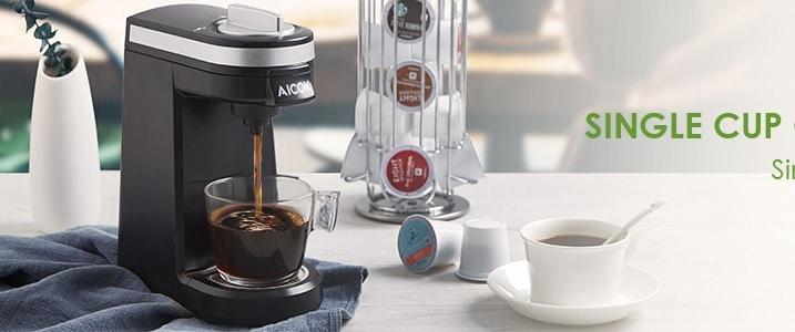 Top 10 Best K Cup Coffee Makers In 2020 Reviews Buyer S Guide In 2020 K Cup Coffee Maker Best K Cups Single Cup Coffee Maker
