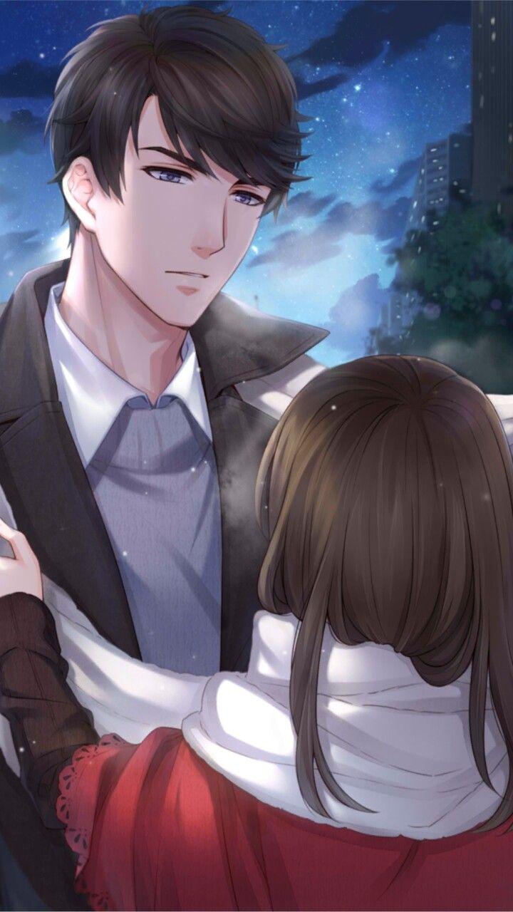 Pin oleh Hồng Ngọc di Tiến gần đến trái tim em Anime