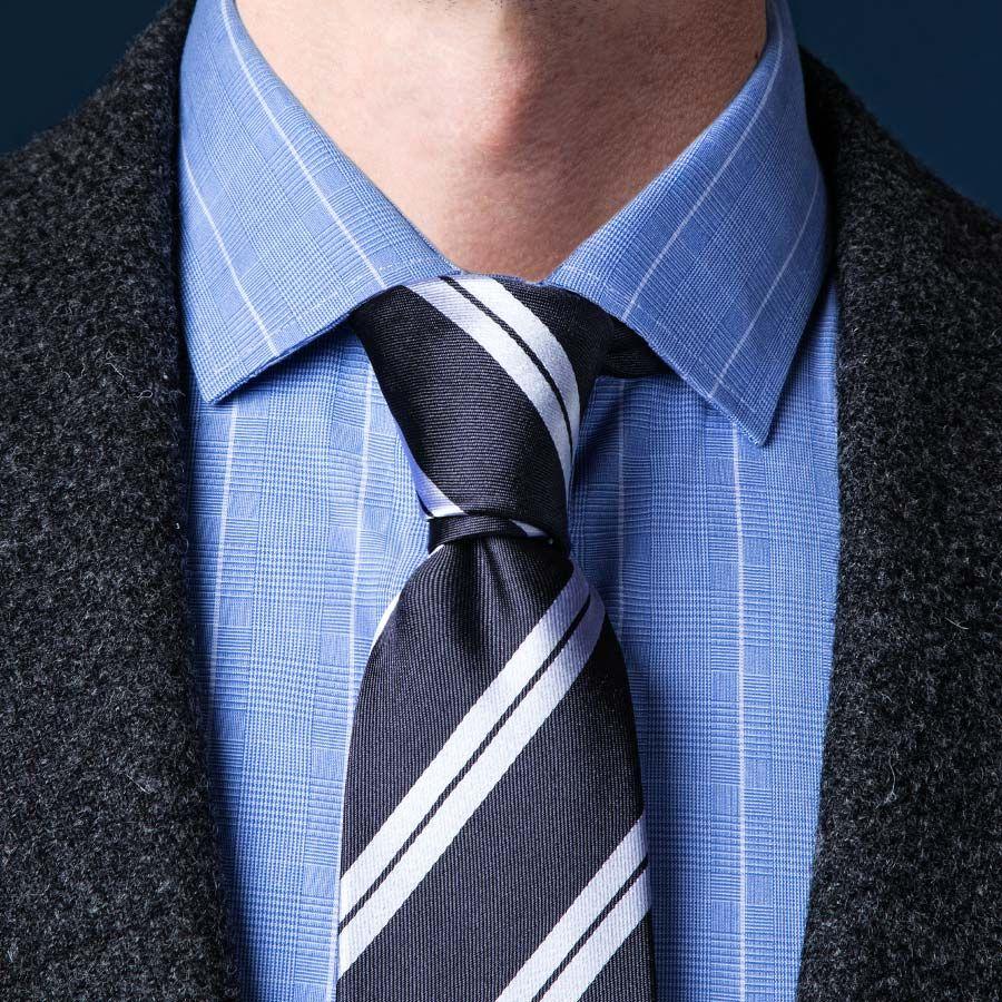 How To Tie A Prince Albert Knot   Ties com   Tie knots in
