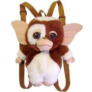 Gremlins Gizmo Plush Backpack Bag By Jun Planning