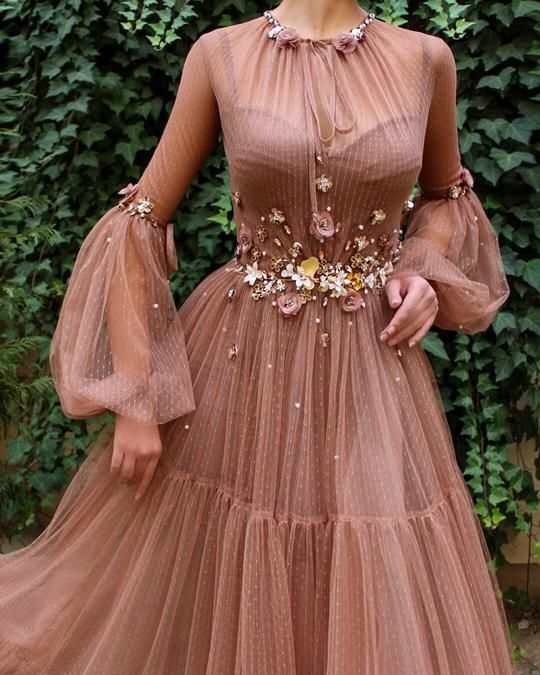 Lush Spirit Gown