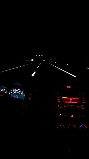 Night Drive Late Night Drives Night Aesthetic Night Driving