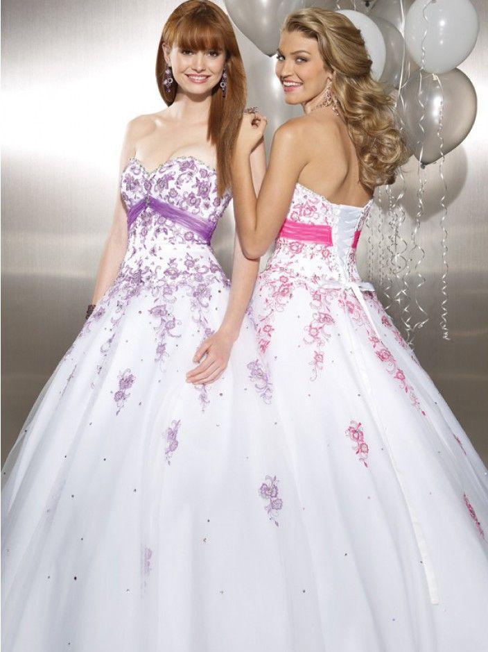 2782a6ce3 vestidos de 15 años morado y blanco 2014 JQ0132 Newest Design font b ...