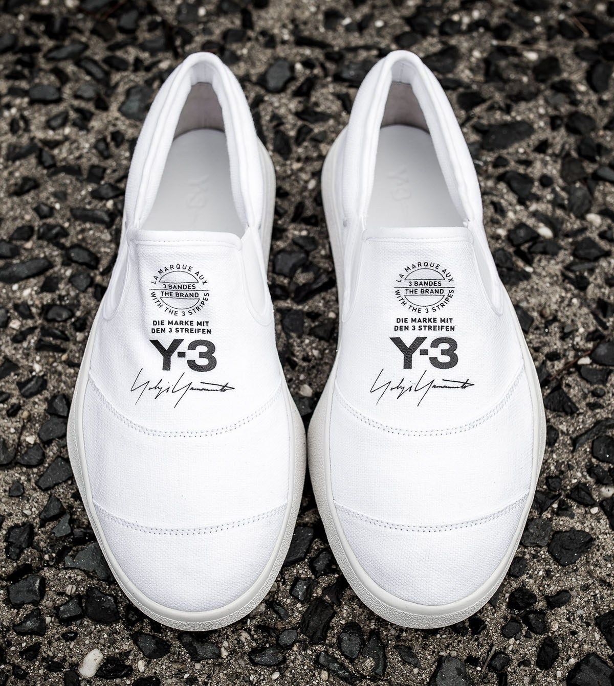 4861984e467 adidas Y-3 Tangutsu in White - EU Kicks  Sneaker Magazine   Street ...