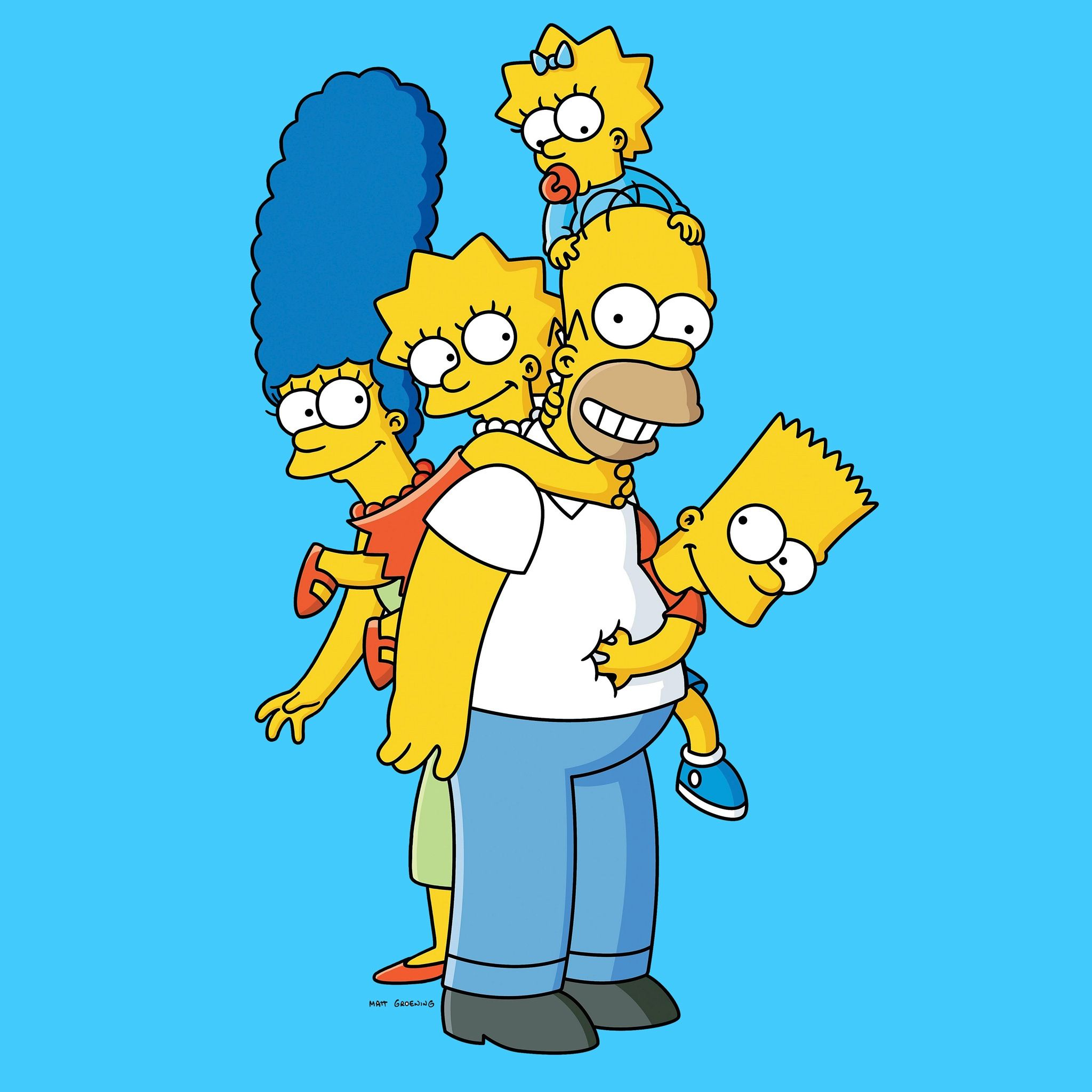 The Simpsons Simpson, The simpsons, Iphone wallpaper