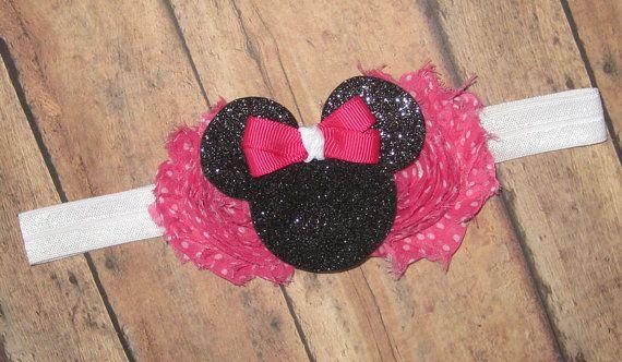 Cute Minnie Headband bow