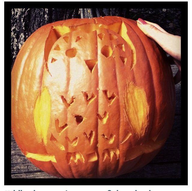Cute Halloween pumpkin idea Misc Pinterest Pumpkin ideas