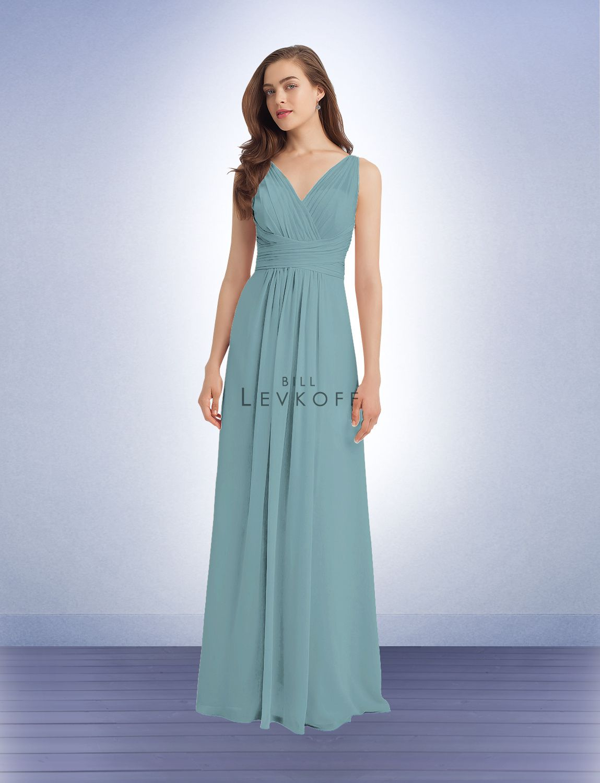 Bridesmaid Dress Style 1115 - Bridesmaid Dresses by Bill Levkoff ...