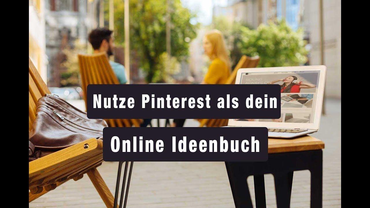 Nutze Pinterest als dein Online Ideenbuch Bücher und Rest