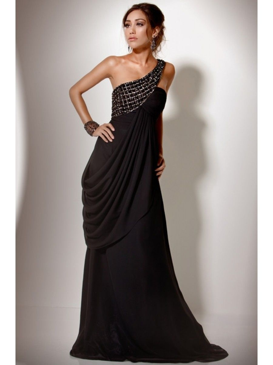 Top 25 ideas about Finest Black Formal Dresses Ideas on Pinterest ...