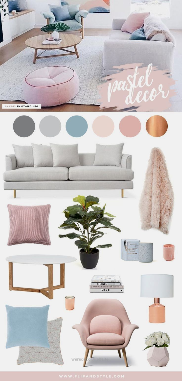 httpwwwwersdecorwebsite20170427pastel home decor and interior inspiration scandi design mixed with soft blush Pastel home decor and interior