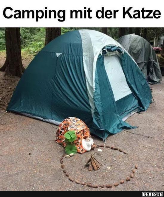 Besten Bilder, Videos und Sprüche und es kommen täglich neue lustige Facebook Bilder auf DEBESTE.DE. Hier werden täglich Witze und Sprüche gepostet! #campingpictures
