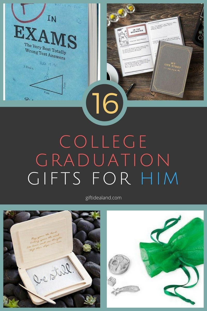 Amazing College Graduation Gifts For Guys Him