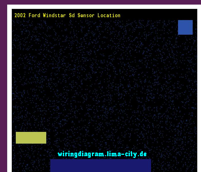 2002 ford windstar sd sensor location  wiring diagram 175528  - amazing wiring  diagram collection