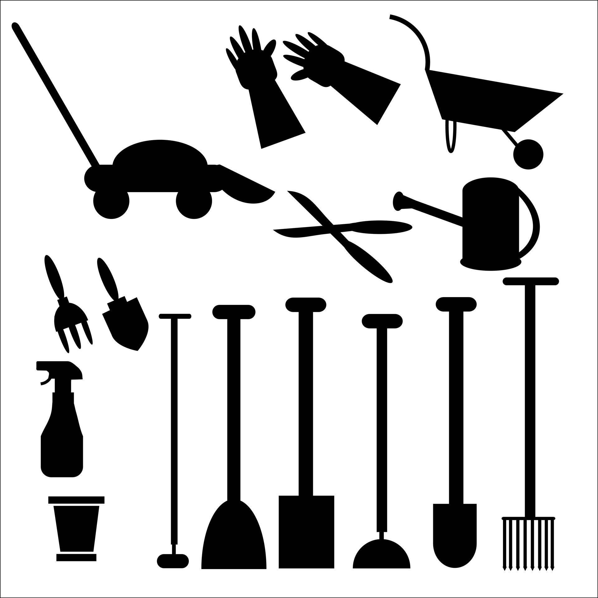Garden Hand Tools Names * Click On The Image For Additional Details.