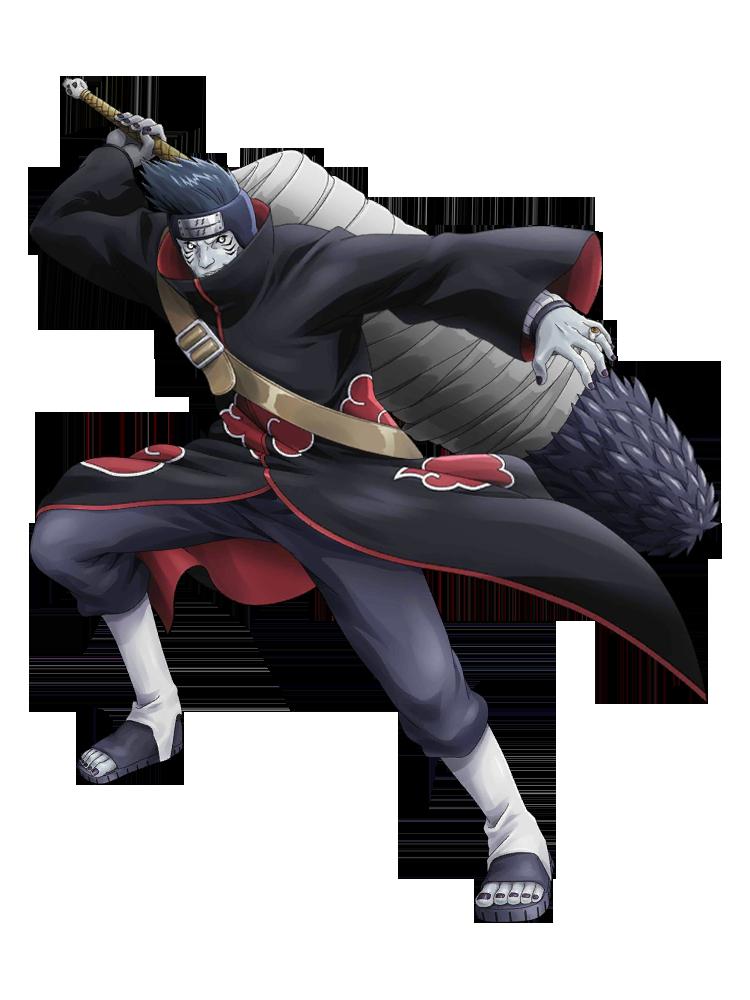 Kisame Hoshigaki render NxB Ninja Voltage by maxiuchiha22 on DeviantArt   Naruto uzumaki ...