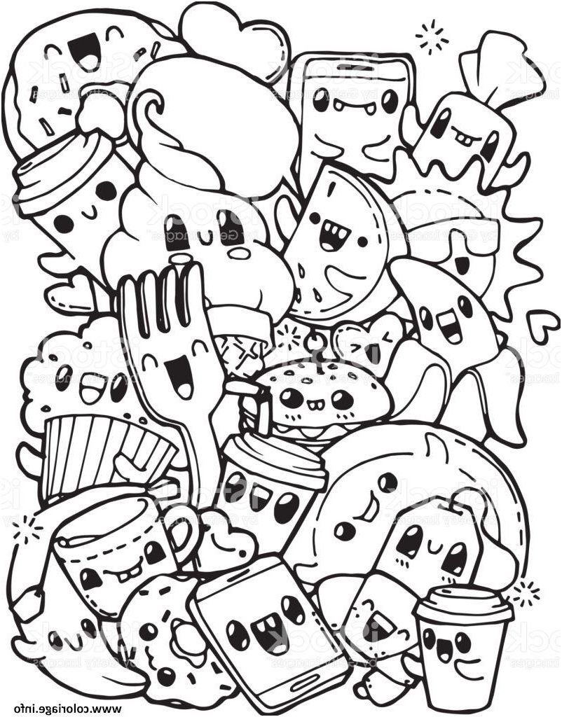 Dessin Kawaii A Imprimer : dessin, kawaii, imprimer, Coloriage, Kawaii, Pretty, JeColorie, Kawaii,, Emoji,, Dessin, Imprimer