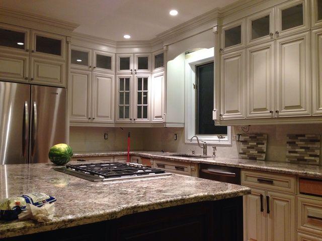 Kitchen Renovation By Sky Kitchen Cabinets Ltd Via Homestars With Images Kitchen Cabinets Kitchen