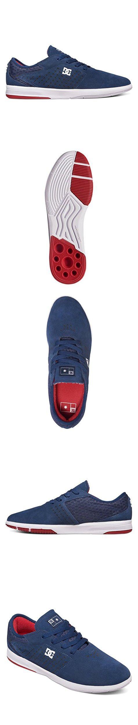 DC  Herren New Jack S Skate  Schuhes, Navy, 10D   Skate DC Schuhes  Herren Schuhes ... 07c45a