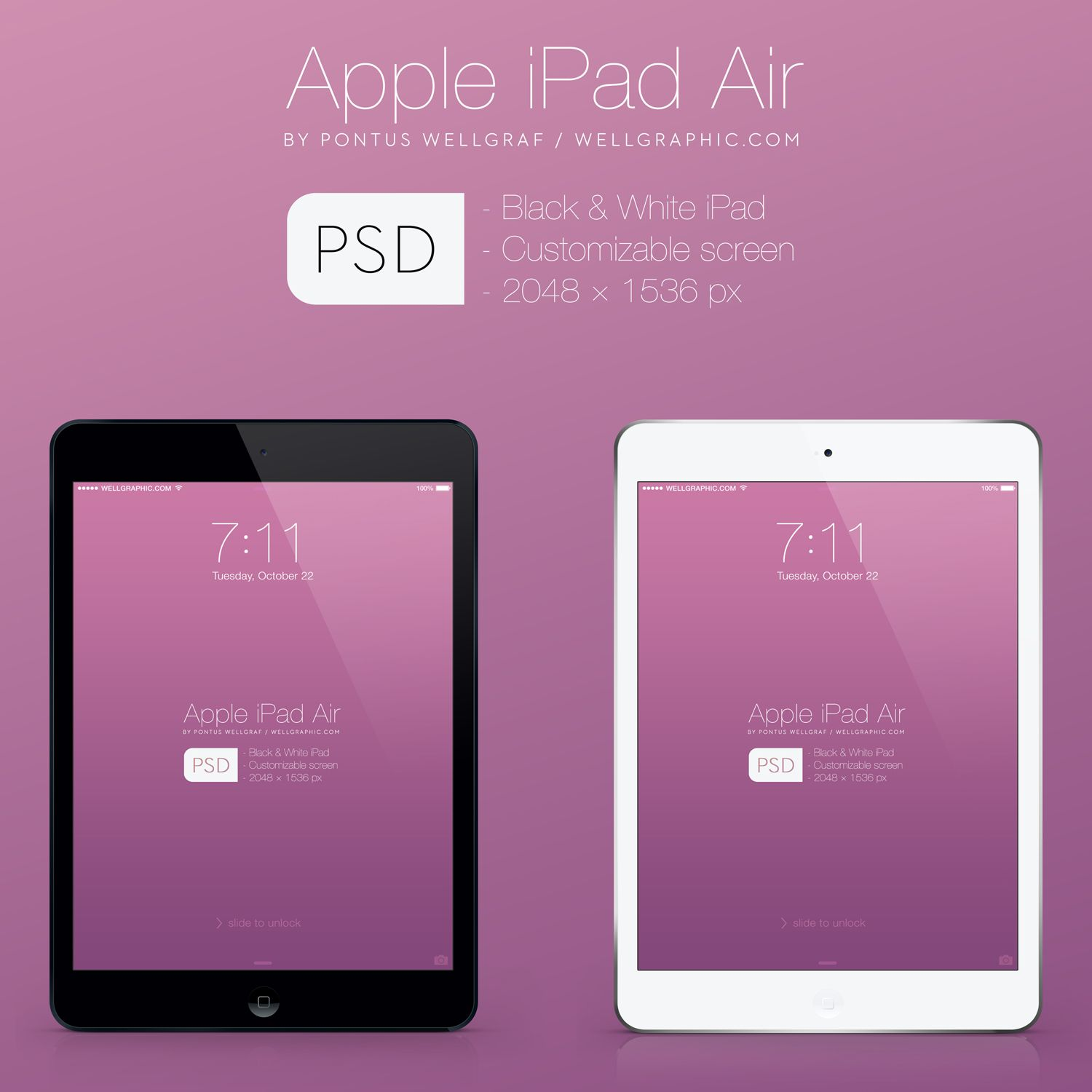 here is a continuously updated collection of apple ipad mockup templates ipad air and ipad