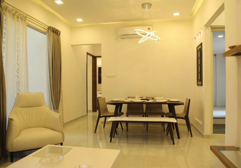 2BHK And 3 BHK Residential Flats And Properties Sample