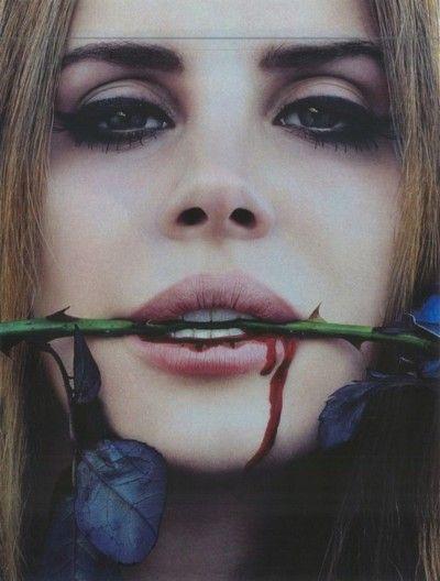 Lana Del Rey  Ph: Jean-Baptiste Mondino
