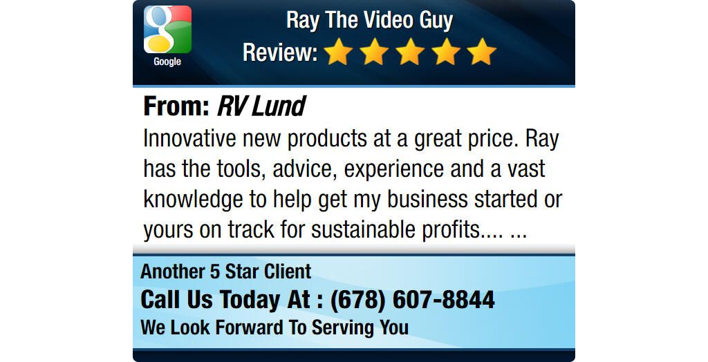 Innovative new products at a great price ray has the
