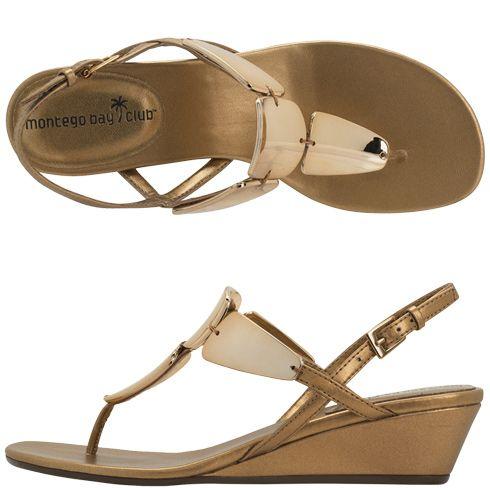 dd8e879b0a4 Womens Montego Bay ClubWomen s Mork Mirrored Wedge Sandal ~ Payless ...