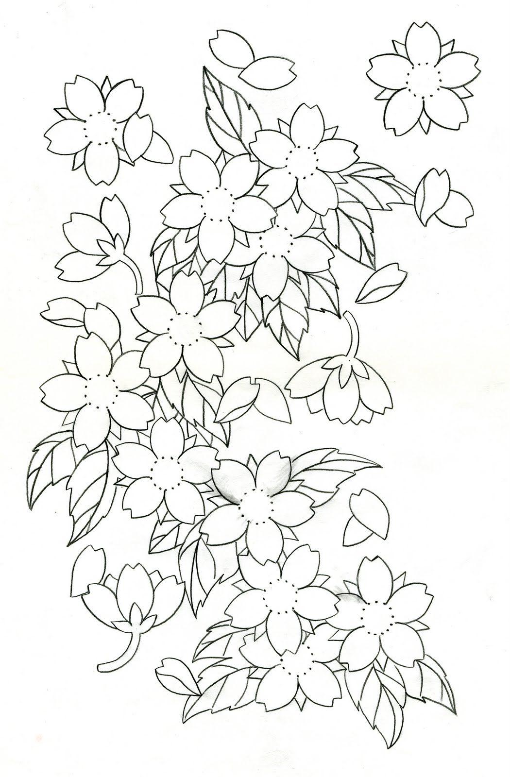 Cherry Blossom Tattoo Designs | Cherry Blossoms. | disigin ...