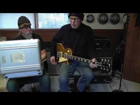 Doug and Pat Show on The Gibson GA40 Les Paul amplifiers. - Tronnixx in Stock - http://www.amazon.com/dp/B015MQEF2K - http://audio.tronnixx.com/uncategorized/doug-and-pat-show-on-the-gibson-ga40-les-paul-amplifiers/
