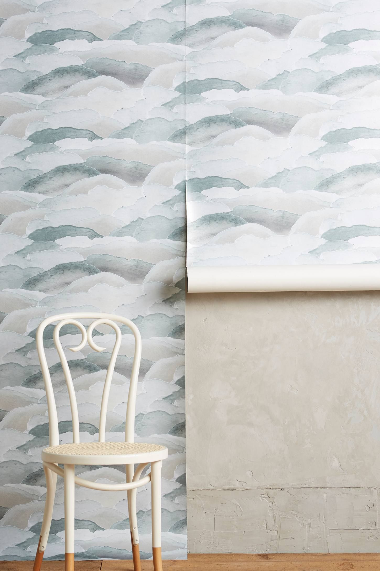 Shop the Cloud Cover Wallpaper and more Anthropologie at