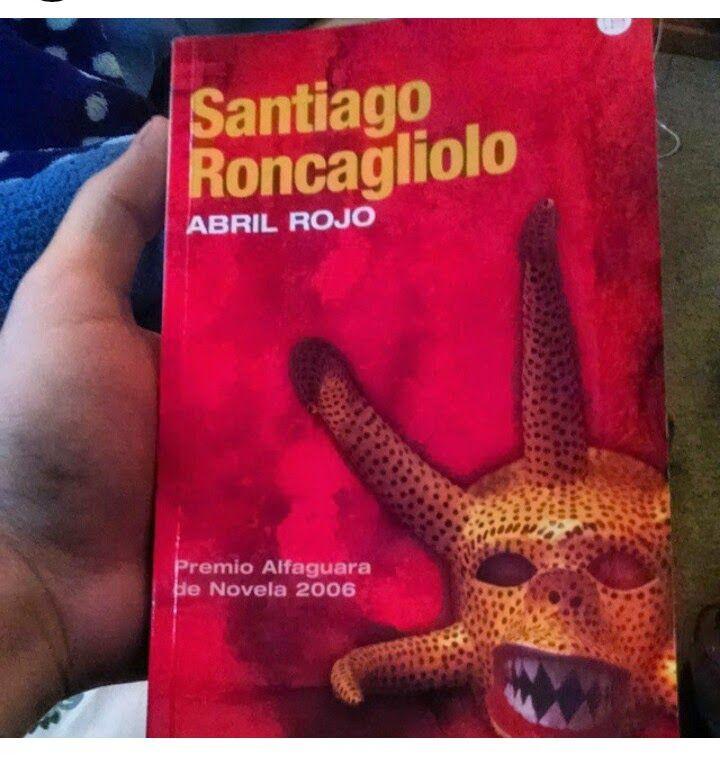 Crónicas Azules 13 Abril Rojo Blog De Libros Rojo Uñas Azules