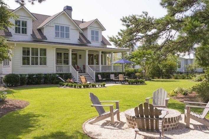 Coastal Cottage Home Plans \u2014 Flatfish Island Designs \u2014 Coastal Home