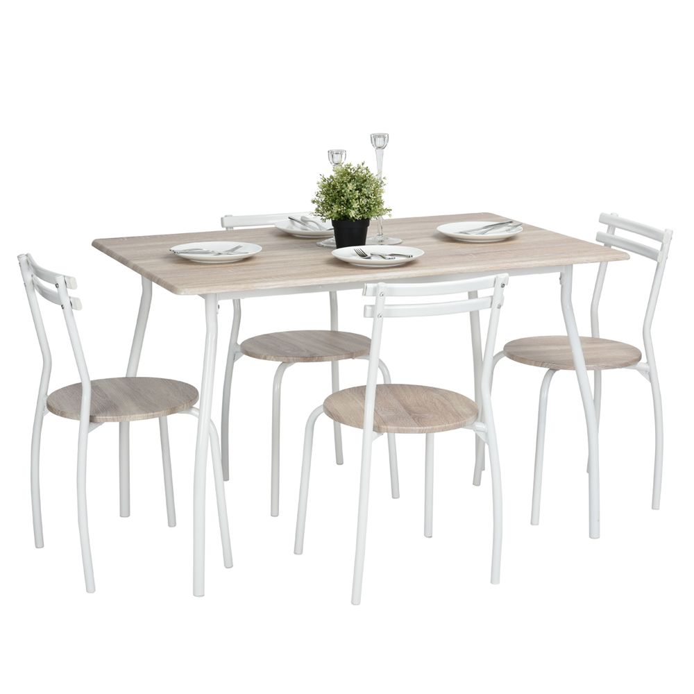 Aingoo Attractive Design Dining Room Set Furniture Unique Fashion Simple Quality Dining Room Tables Decorating Design