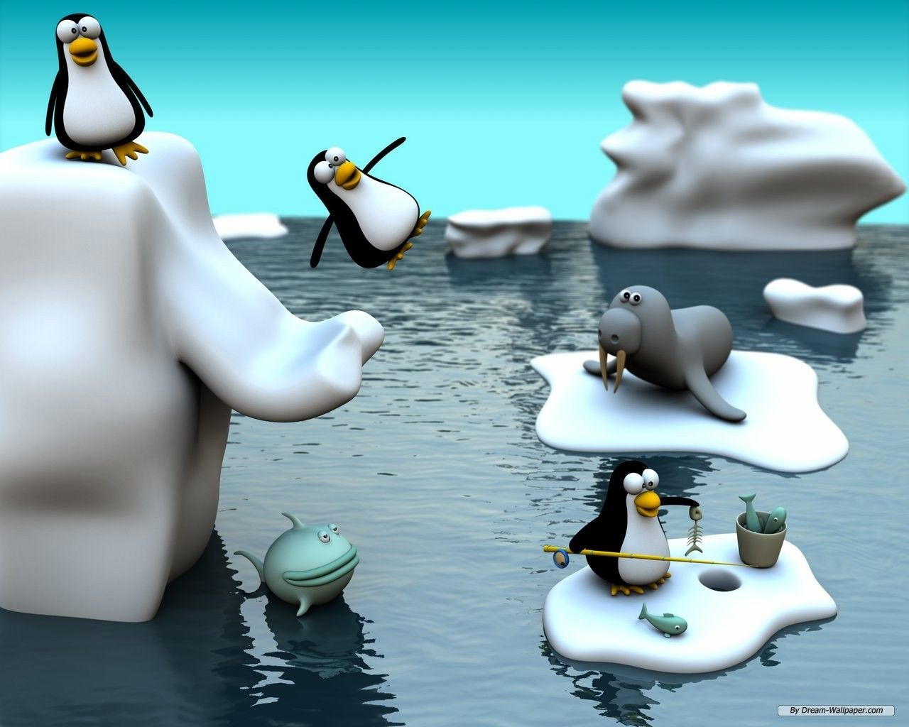 Funny 3d Animal Wallpapers 8628 Hd Wallpapers In Funny Animal Wallpaper Wallpaper Funny Wallpaper