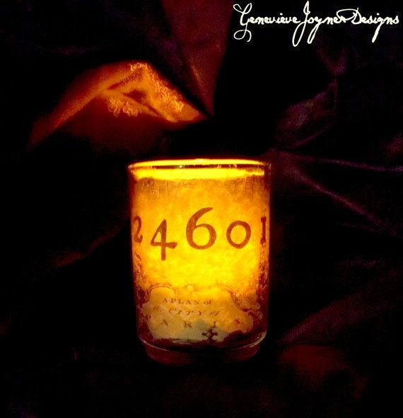 """24601 Candle 