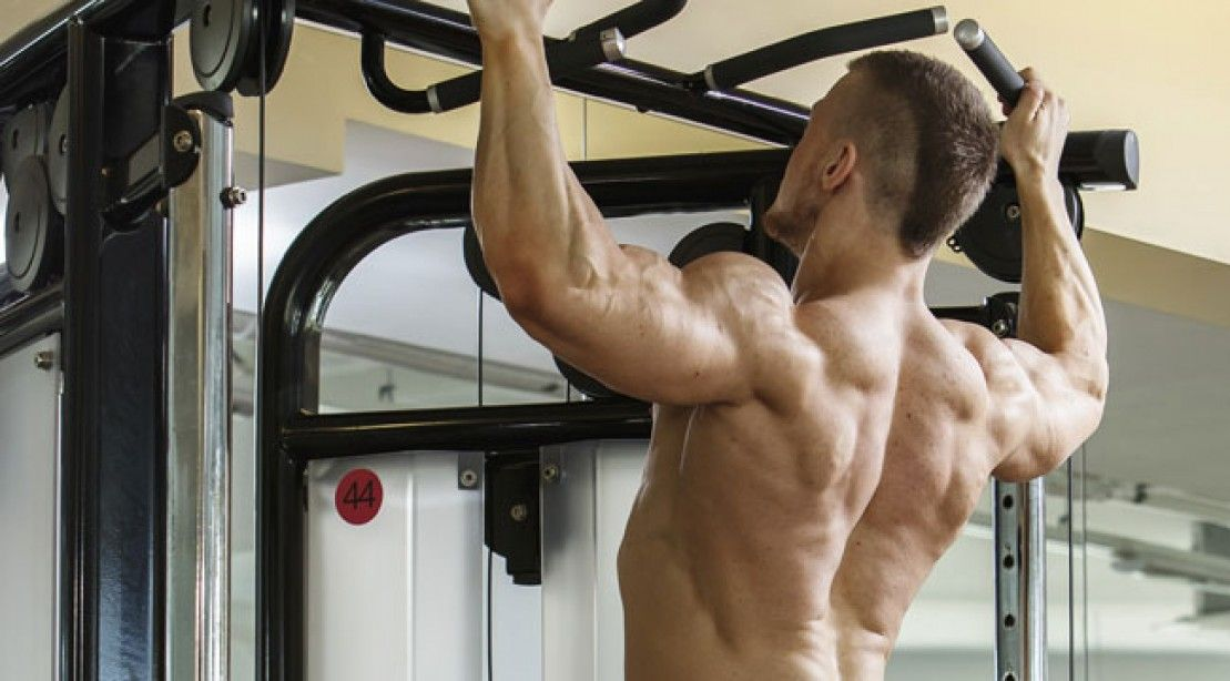 Top 5 Muscle-Building Exercises for the Back | Espalda, Ejercicios y ...