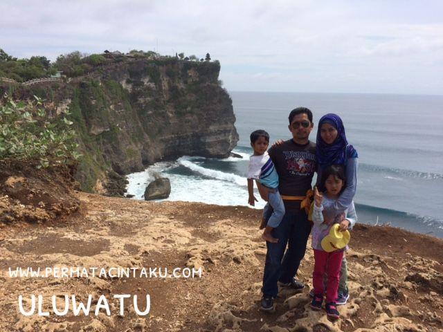 Uluwatu with family