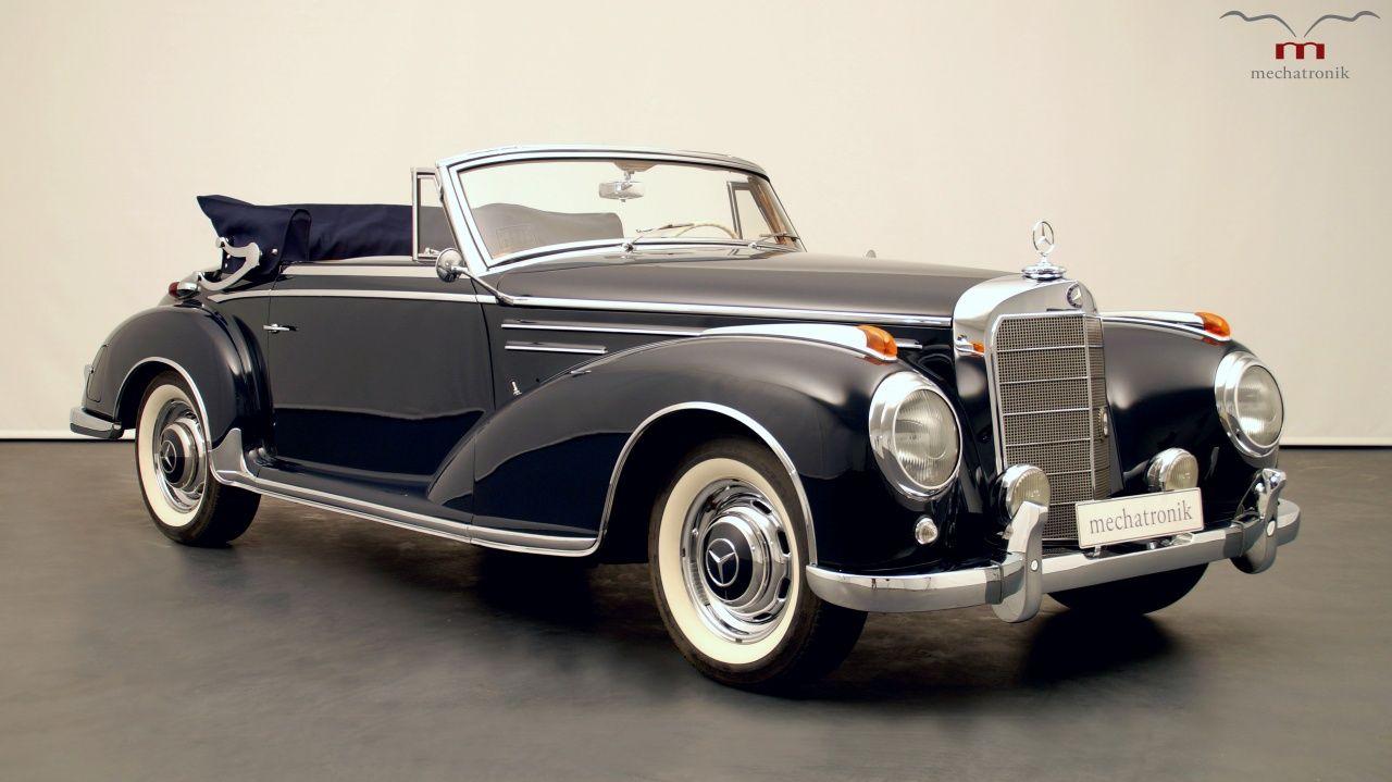 1956 Mercedes-Benz 300 Sc - Cabrio | Classic Driver Market | Best ...