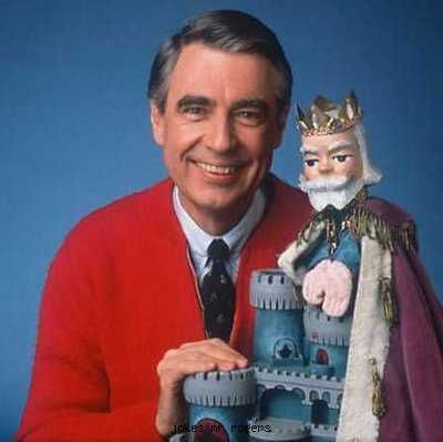 Mr Rogers King Friday Xiii Mr Rogers Puppets Mr Rogers Halloween Costumes For Kids
